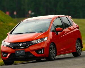 All New 2015 Honda Fit