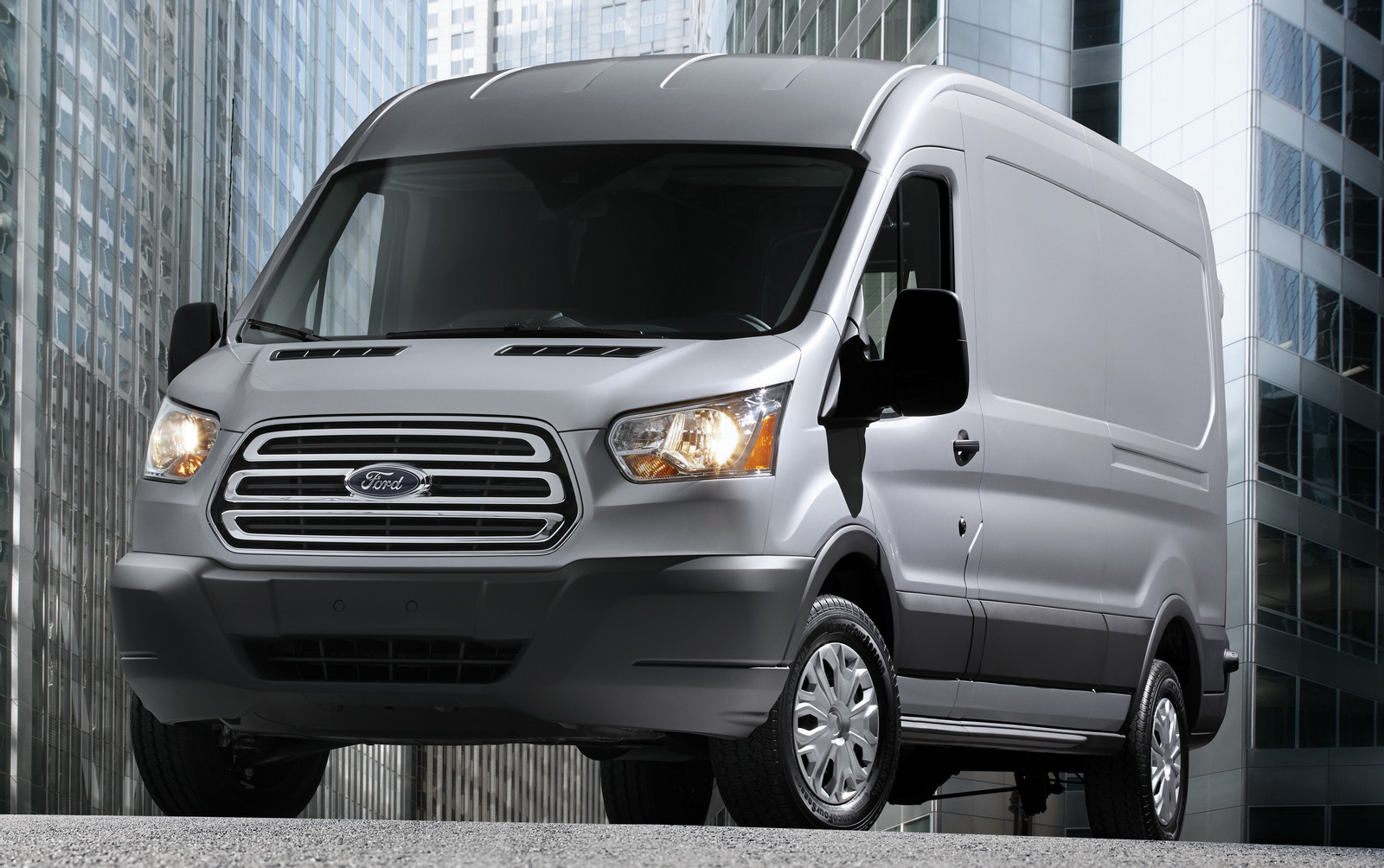 New 2015 Ford Transit 150 Wagon
