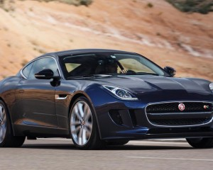 2015 Jaguar F-Type Coupe Black Concept