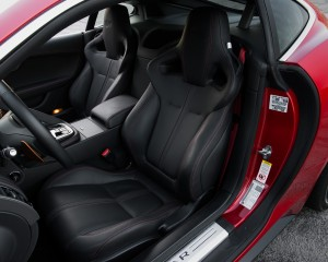2015 Jaguar F-Type Coupe Seat Interior