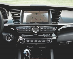 2015 Kia K900 Interior Center Head Unit