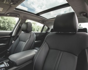 2015 Kia K900 Interior Panoramic Sun Roof