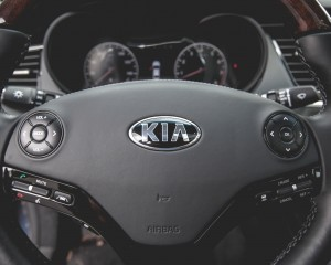 2015 Kia K900 Interior Steering