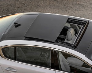 2015 Kia K900 Sun Roof View