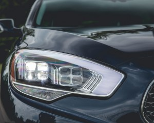 2015 Kia K900 V-8 Exterior Headlamp Left