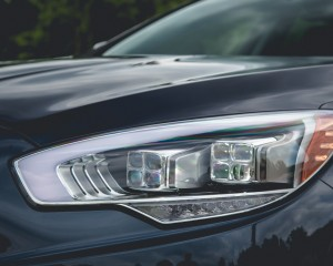 2015 Kia K900 V-8 Exterior Headlamp Right