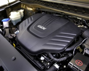 2015 Kia Sedona Engine Profile