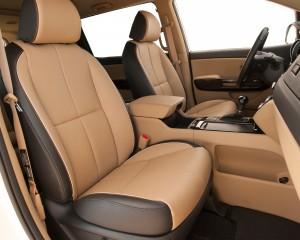 2015 Kia Sedona Front Seats Interior