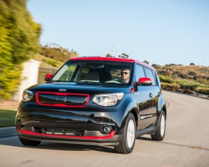 2015 Kia Soul EV Exterior Overview