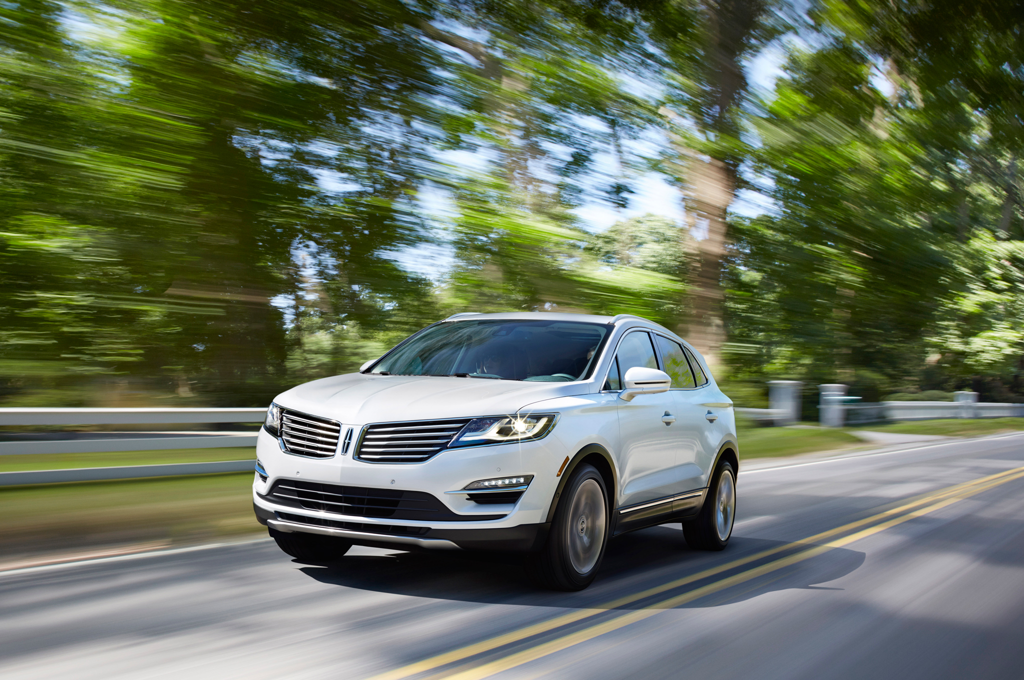 2015 Lincoln MKC Performance