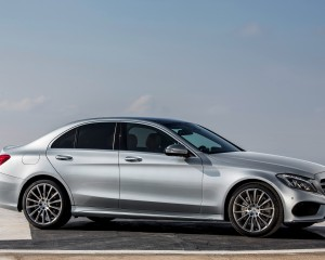 2015 Mercedes-Benz C-Class Exterior Profile