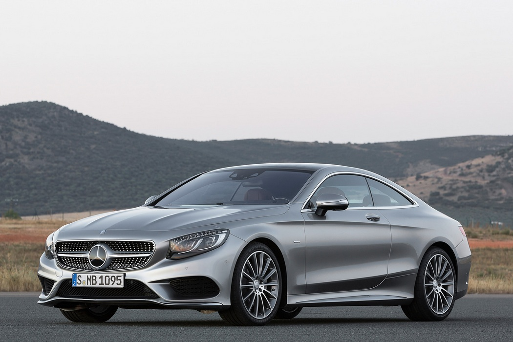2015 mercedes benz s class coupe exterior profile 886 for New mercedes benz s class 2015