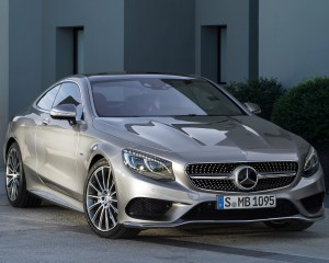 2015 Mercedes-Benz S-Class Coupe Front End