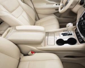 2015 Nissan Murano Front Seat Stack