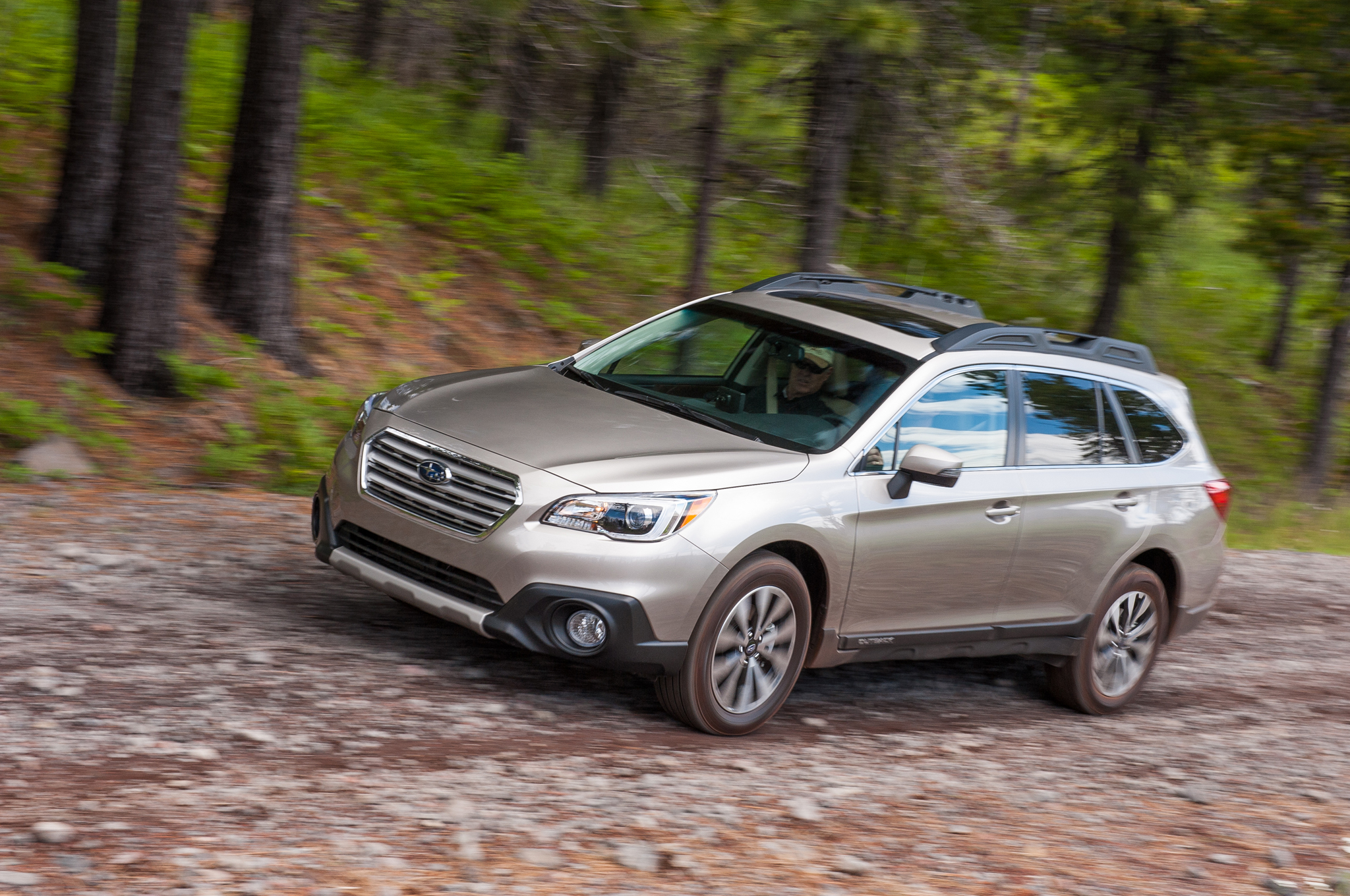 2015 Subaru Outback Performance