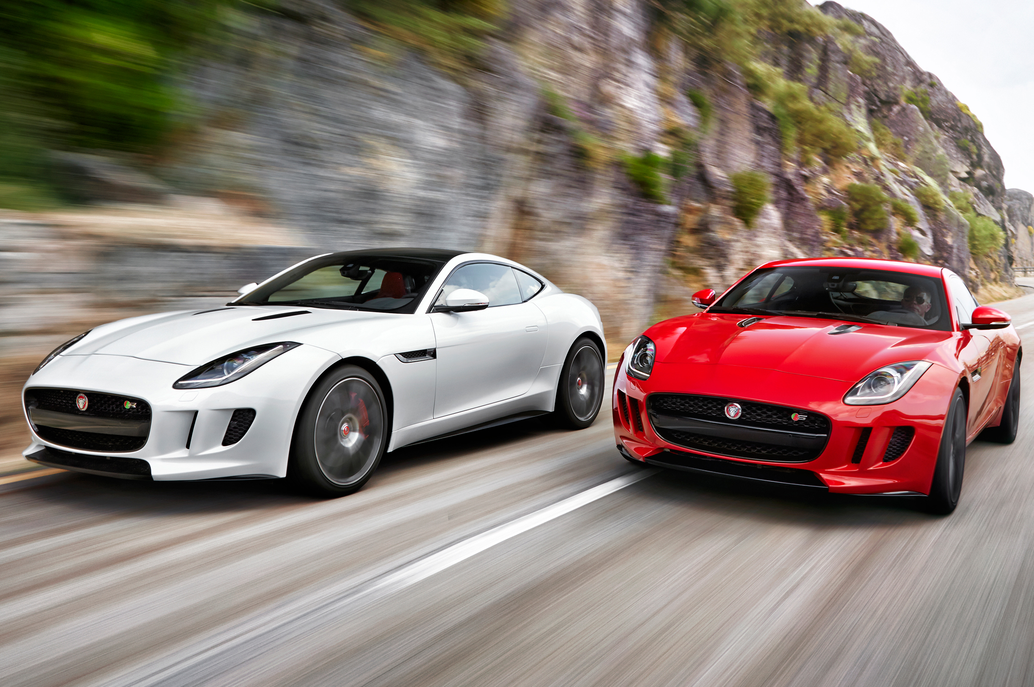 All New 2015 Jaguar F-Type Coupe