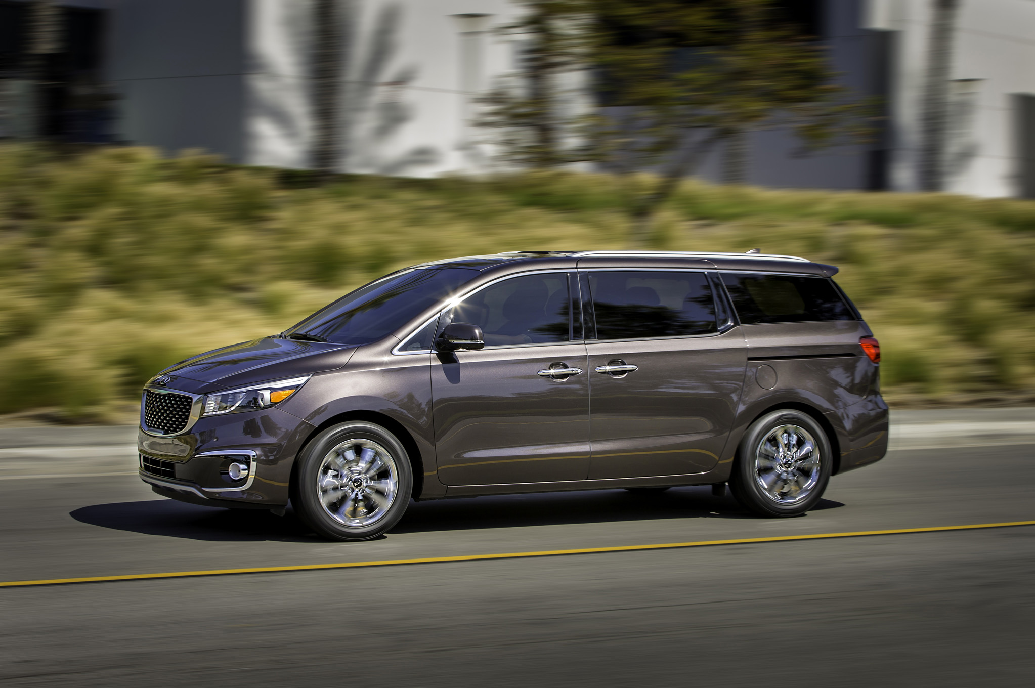 All New 2015 Kia Sedona