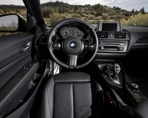 2014 BMW M235i Dash