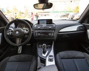 2014 BMW M235i Front Interior