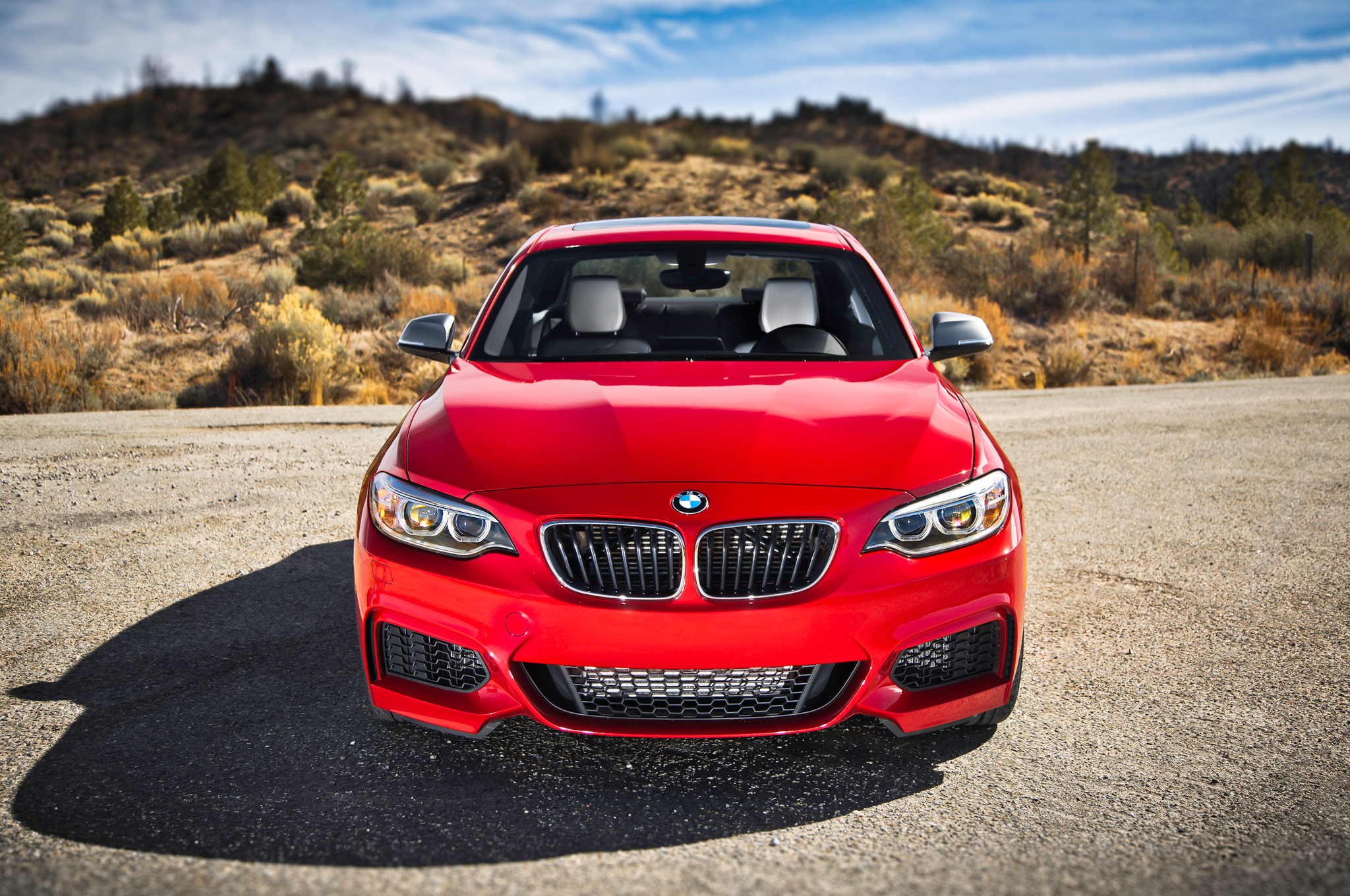 2014 BMW M235i Front View