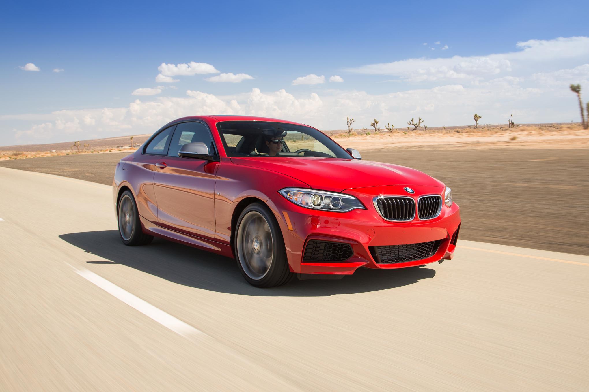 2014 BMW M235i Test Drive
