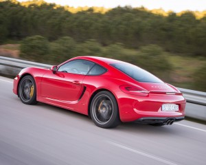 2014 Porsche Cayman Performance