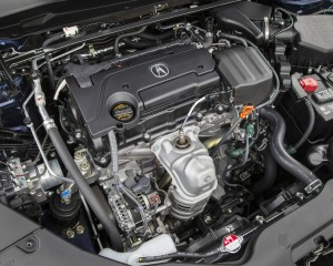 2015 Acura TLX 2.4L 2.4-Liter Inline-4 Engine