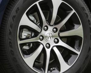 2015 Acura TLX 2.4L Exterior Wheel
