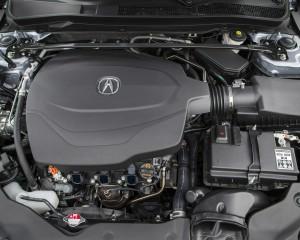 2015 Acura TLX 3.5L SH-AWD 3.5-Liter V-6 engine