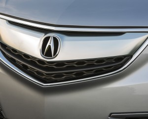 2015 Acura TLX 3.5L SH-AWD Exterior Grille