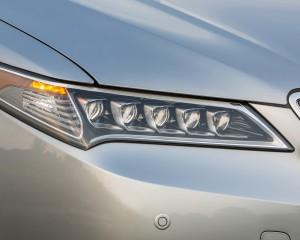 2015 Acura TLX 3.5L SH-AWD Exterior Headlight