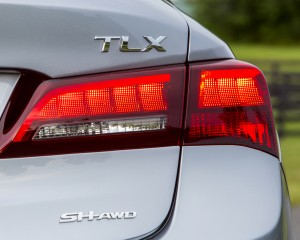 2015 Acura TLX 3.5L SH-AWD Exterior Right Taillight