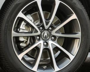 2015 Acura TLX 3.5L SH-AWD Exterior Wheel