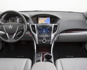2015 Acura TLX 3.5L SH-AWD Interior Dashboard