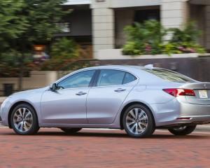 2015 Acura TLX 3.5L SH-AWD Test Drive