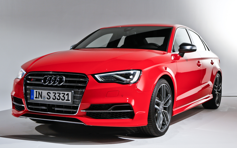 2015 Audi S3 Sedan Exterior Profile