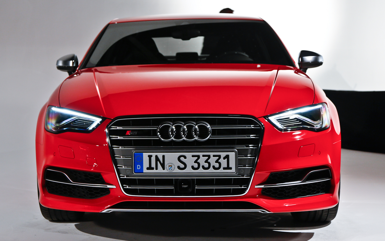 2015 Audi S3 Sedan Front Exterior Photo