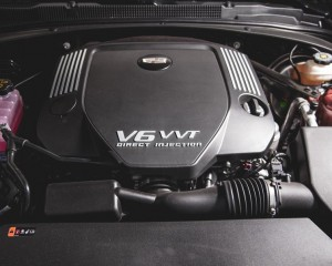 2015 Cadillac ATS Coupe V6 Engine Preview