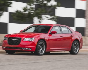 2015 Chrysler 300 Performance Test