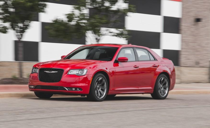 2015 Chrysler 300 Performance Test