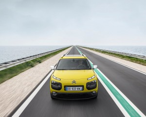 2015 Citroen C4 Cactus Front Model