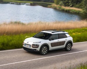 2015 Citroen C4 Cactus Performance