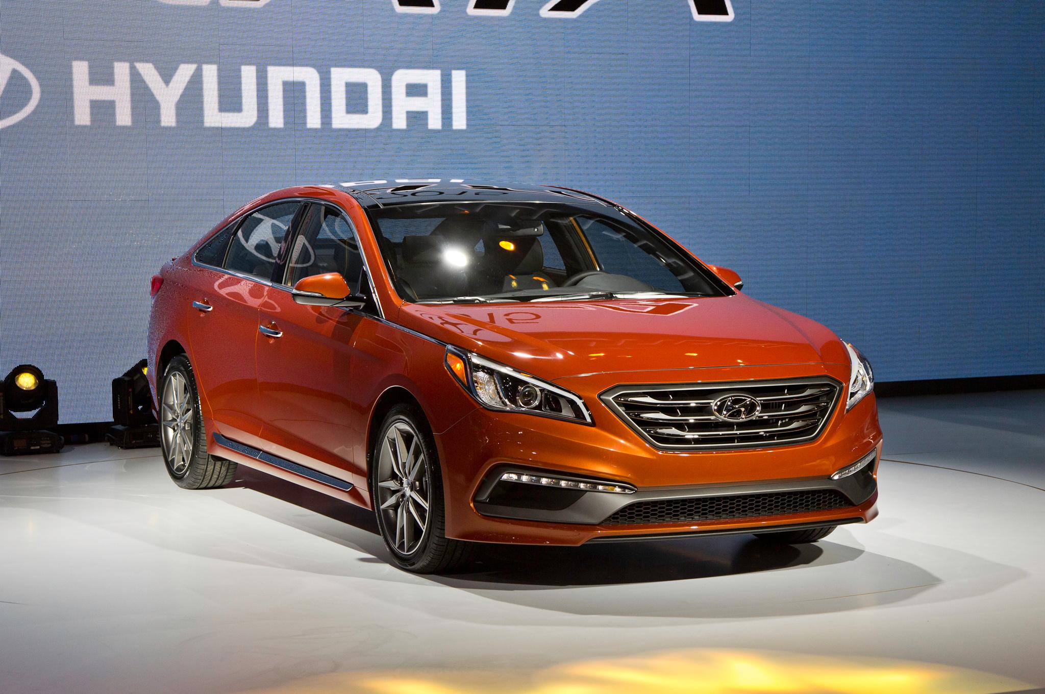 2015 Hyundai Sonata Preview