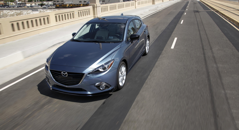 2015 Mazda 3 Test Drive
