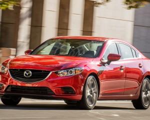 2015 Mazda 6 Front Photo