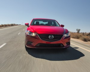 2015 Mazda 6 Front View
