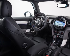 2015 Mini Cooper 5-Door Interior Profile