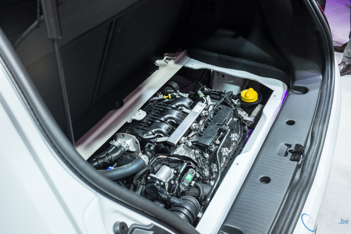 2015 Renault Twingo Engine