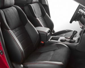 2015 Toyota Camry Front Seats