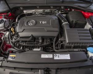 2015 Volkswagen Golf GTI Engine Photo